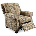 Lane Bowden High Leg Transitional  Recliner with Rolled Arms - 2948