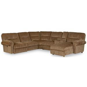 Lane Brandon Reclining Sectional