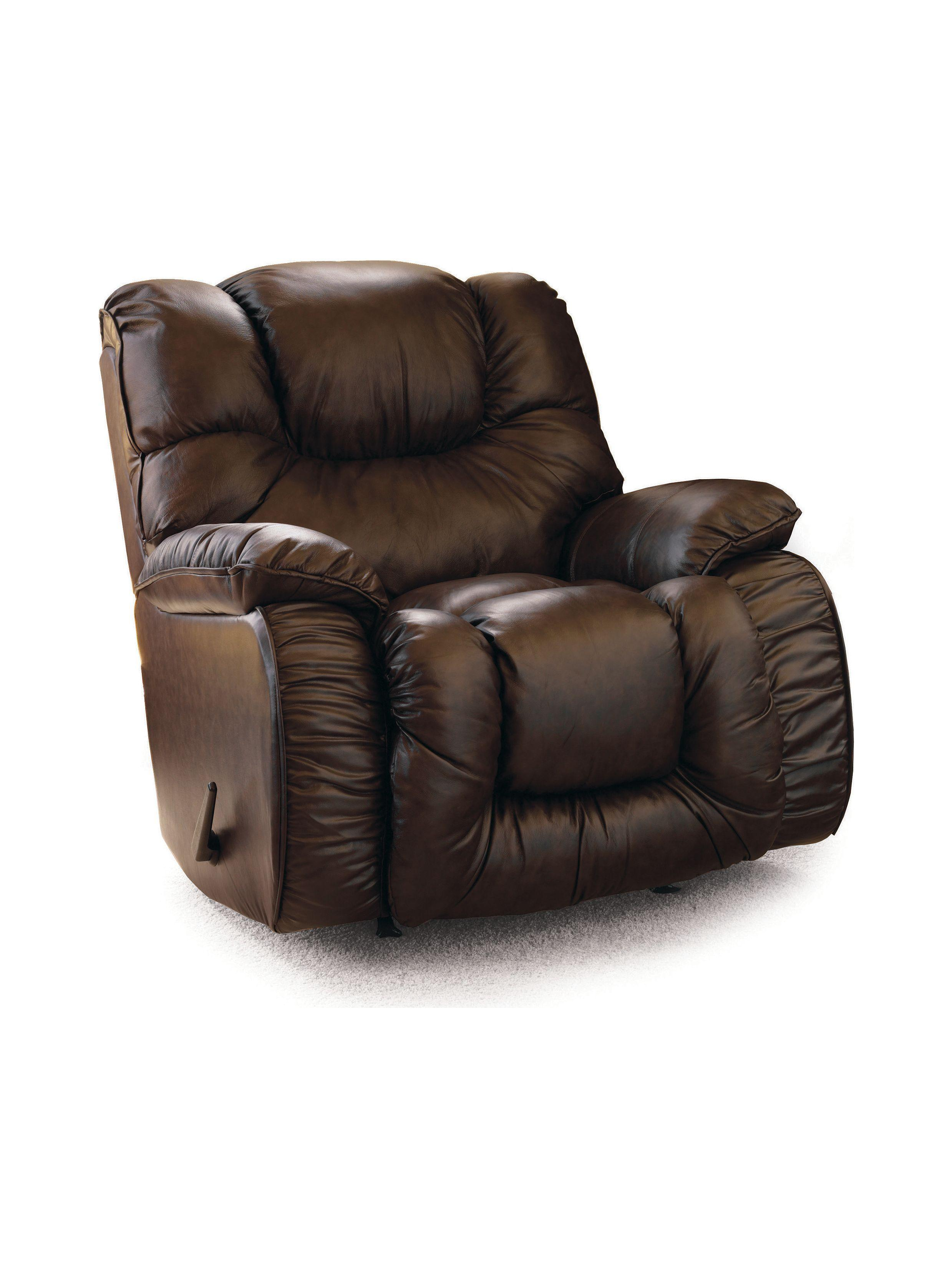 Bulldog Big Man Rocker Recliner By Lane