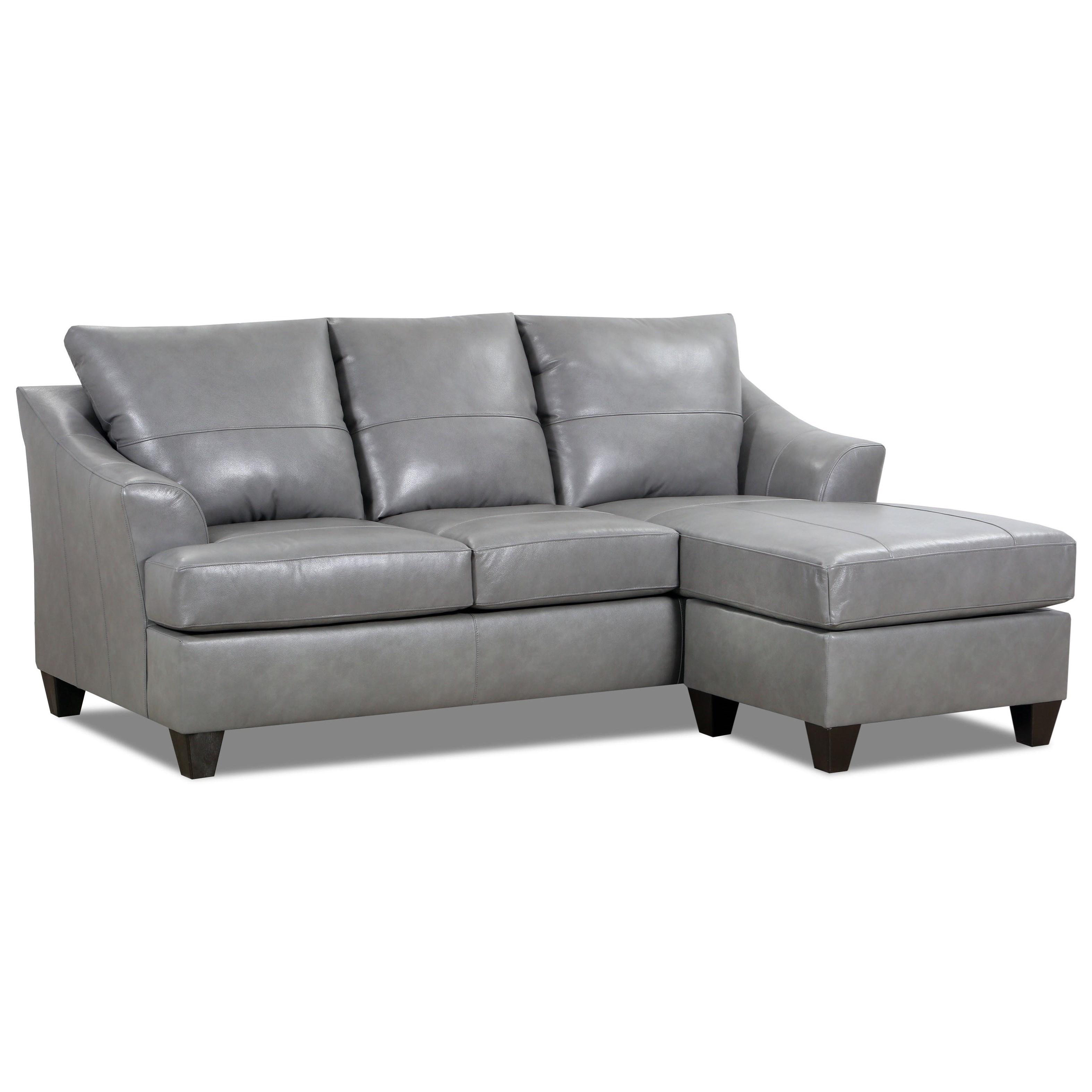 Carlisle Sofa Chaise by Lane at Furniture Fair - North Carolina