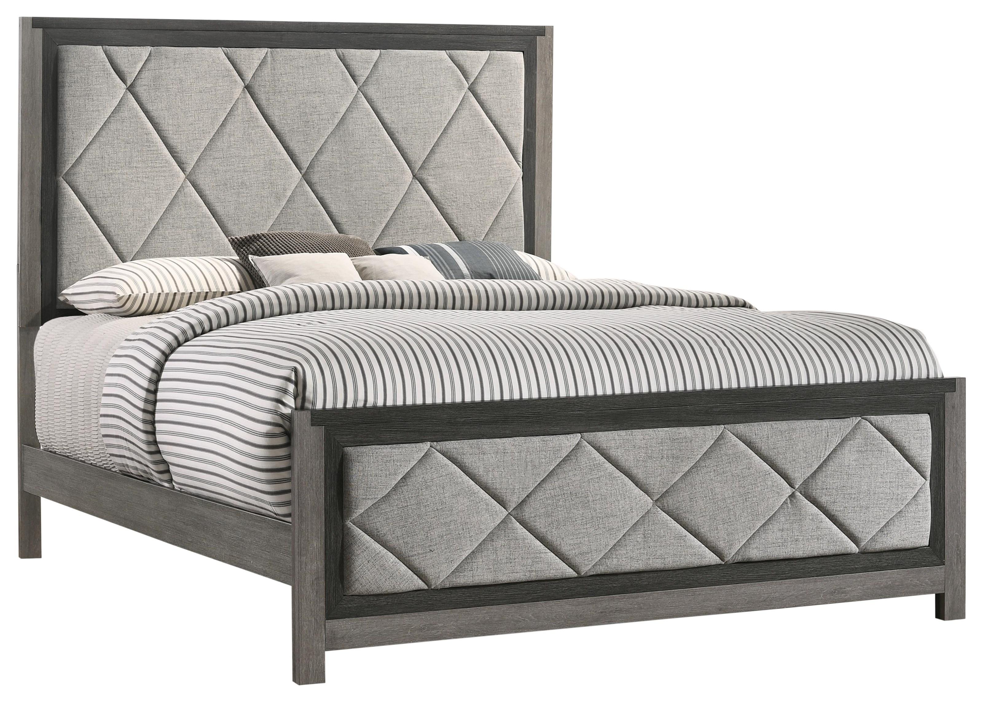 Queen Upholstery Bed