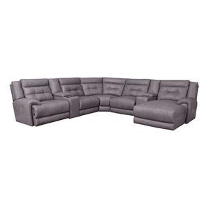 Lane Corsica Reclining Sectional Sofa
