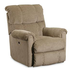 Casual Pad-Over-Chaise Wallsaver Recliner