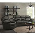 Lane Expedition 2 Piece Reclining Living Room Group - Item Number: 813359937