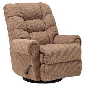 Lane Recliners Zip Swivel Recliner