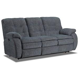 Lane Fresno Powerized Double Reclining Sofa