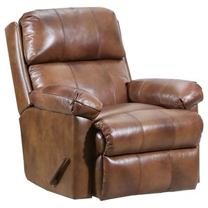 Power Glider Recliner with Heat and Massage