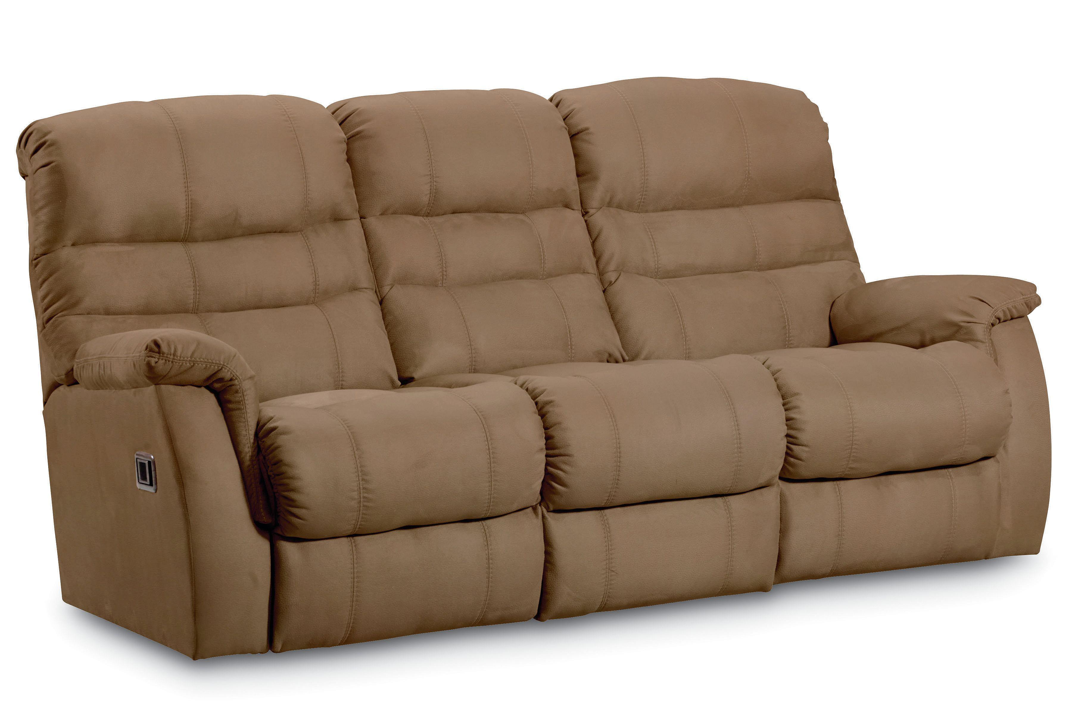 Lane Garrett 328 39 Casual Garrett Double Reclining Sofa Miller Brothers Furniture Reclining