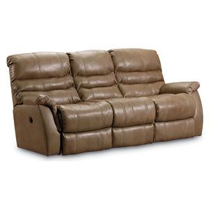 Garrett Double Reclining Sofa (Power)