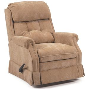 Lane Glider Recliners Carolina Swivel Recliner