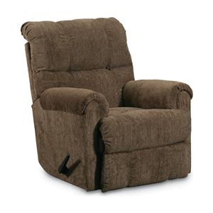 Griffin Rocker Recliner With Swivel