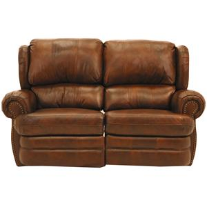 Lane Hancock Reclining Loveseat