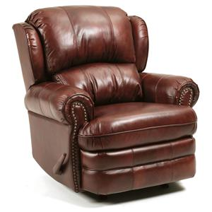 Lane Hancock Swivel Recliner