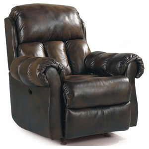 Lane Hawkeye Glider Recliner