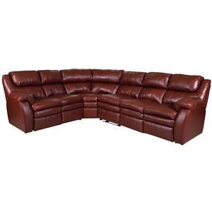Lane Hendrix Sofa with Storage Unit