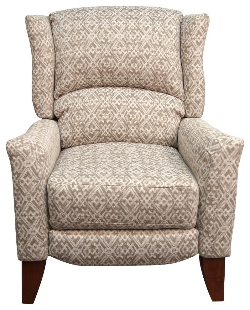 Holly Holly High Leg Recliner by Lane at Morris Home