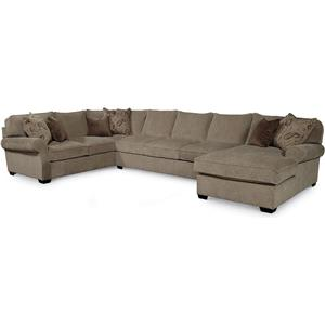 Lane Jonah 3 Piece Sectional Sofa