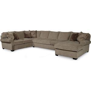Lane Jonah 3 Piece Sectional Sofa