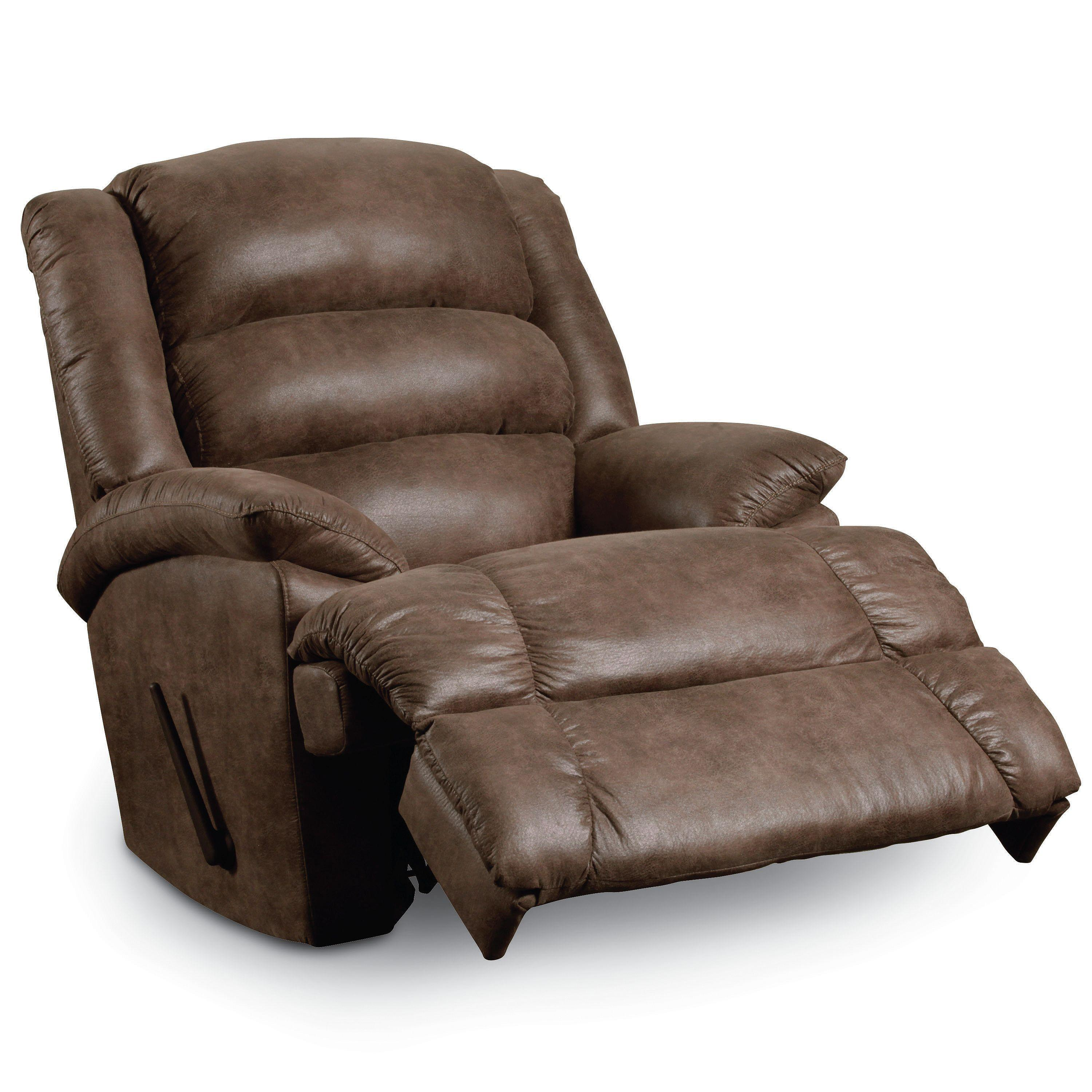 Lane Knox 8418 Comfortking 174 Big And Tall Rocker Recliner