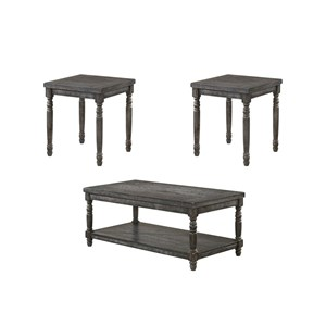 Cocktail and End Table Set