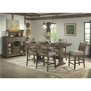 Dallas Counter Height Dining Set