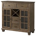 Hawthorne Hill Dallas Dallas Sideboard - Item Number: 5040-61