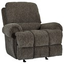 Lane McArthur Wall Saver® Recliner with Nail Head Trim - Recliner Shown May Not Represent Exact Features Indicated