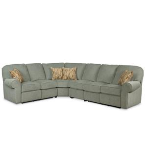 Lane Megan 4 Piece Sectional Sofa