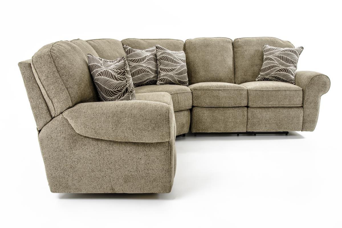 Lane Megan 3 Piece Sectional Sofa