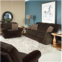 Lane Molly  Reclining Living Room Group - Item Number: Reclining Living Room Group 2