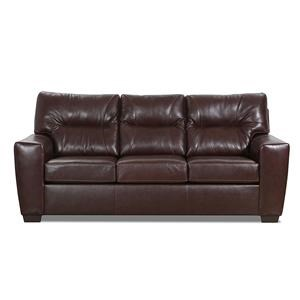 Noah Leather Sofa