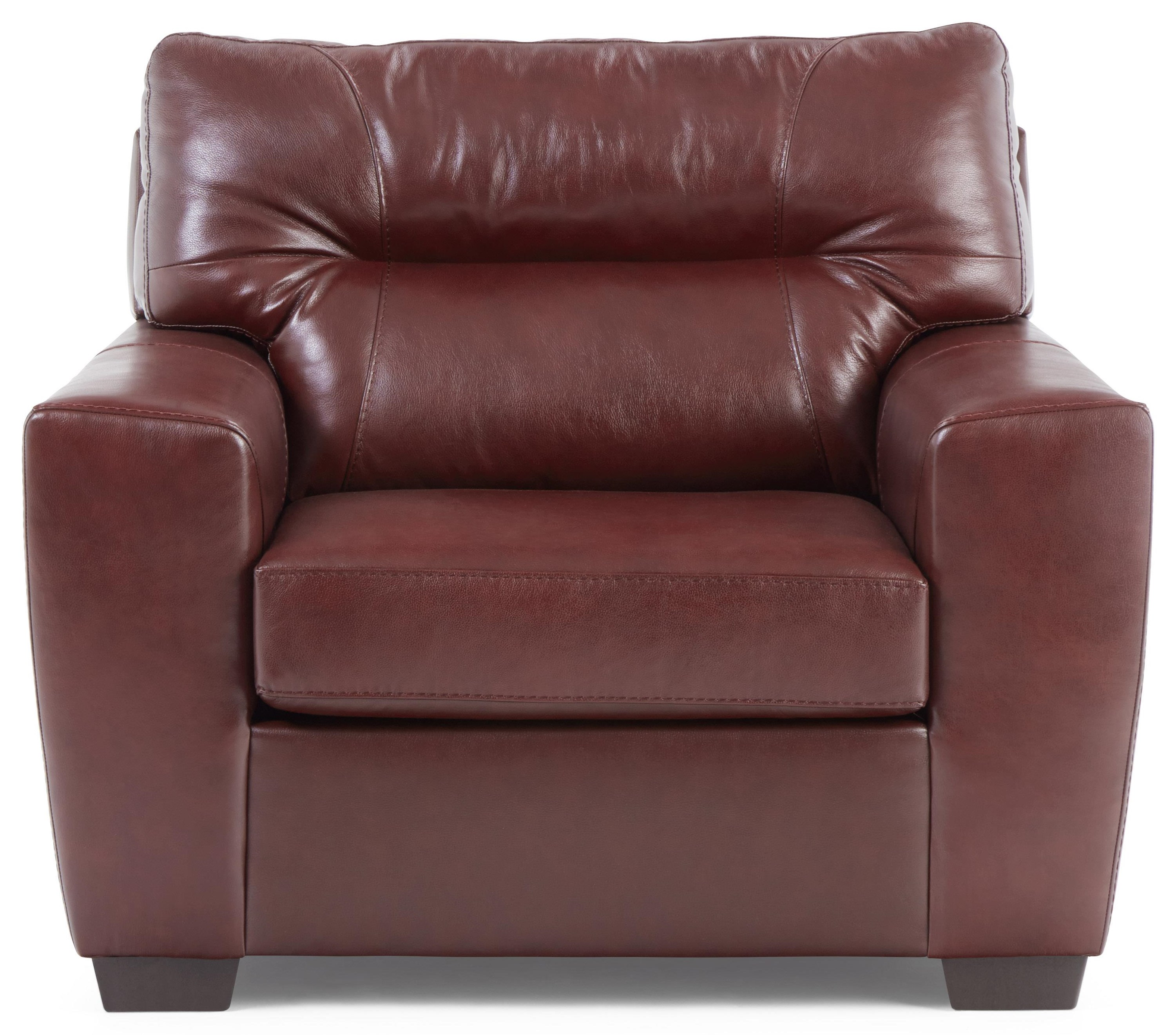 Noah Leather Match Chair