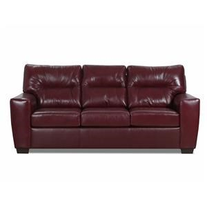 Noah Leather Match Sofa