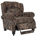 Lane Norwich High-Leg Recliner with Rolled Arms