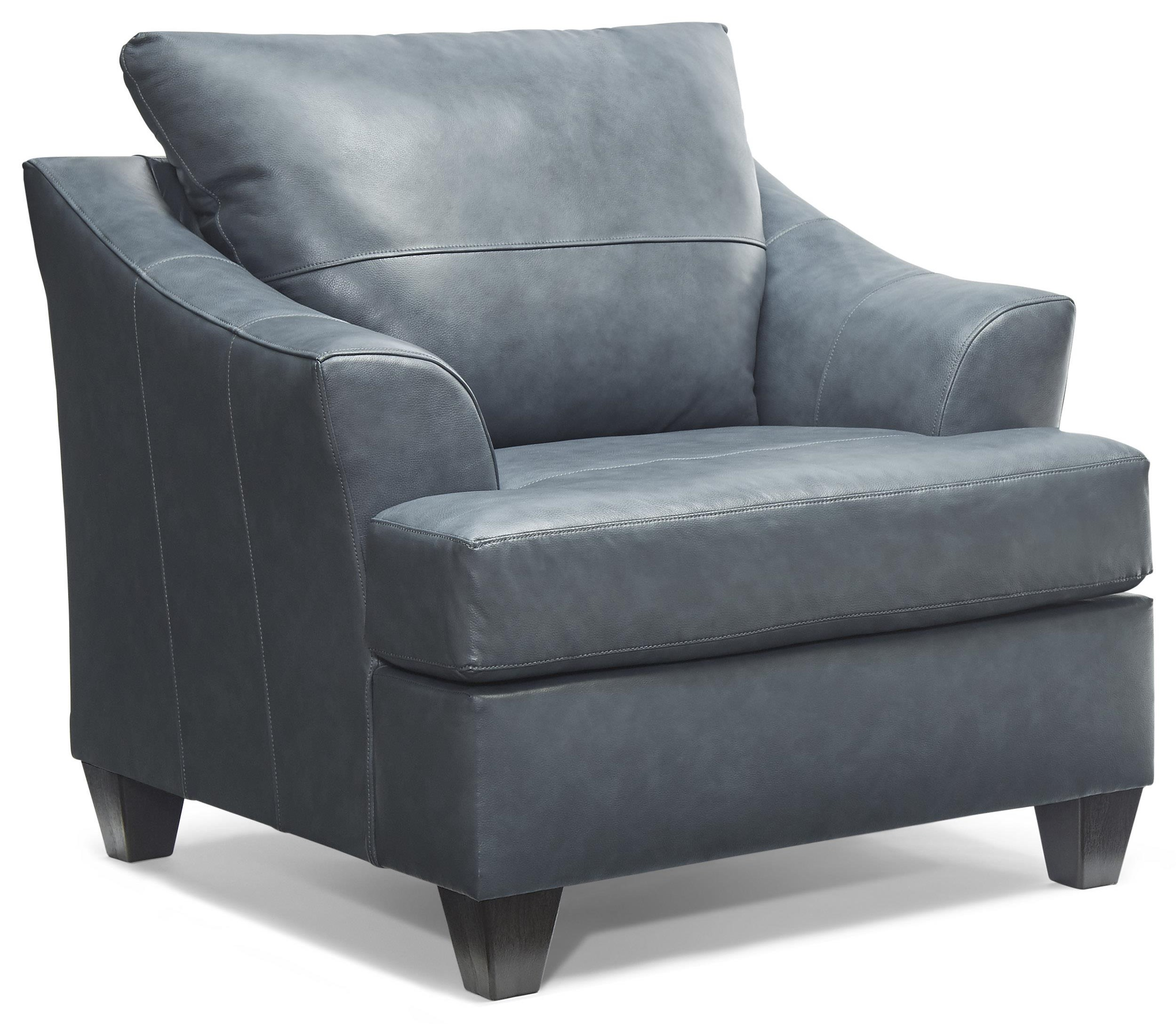 Novaleigh Novaleigh Leather Match Suit Chair by Lane at Morris Home