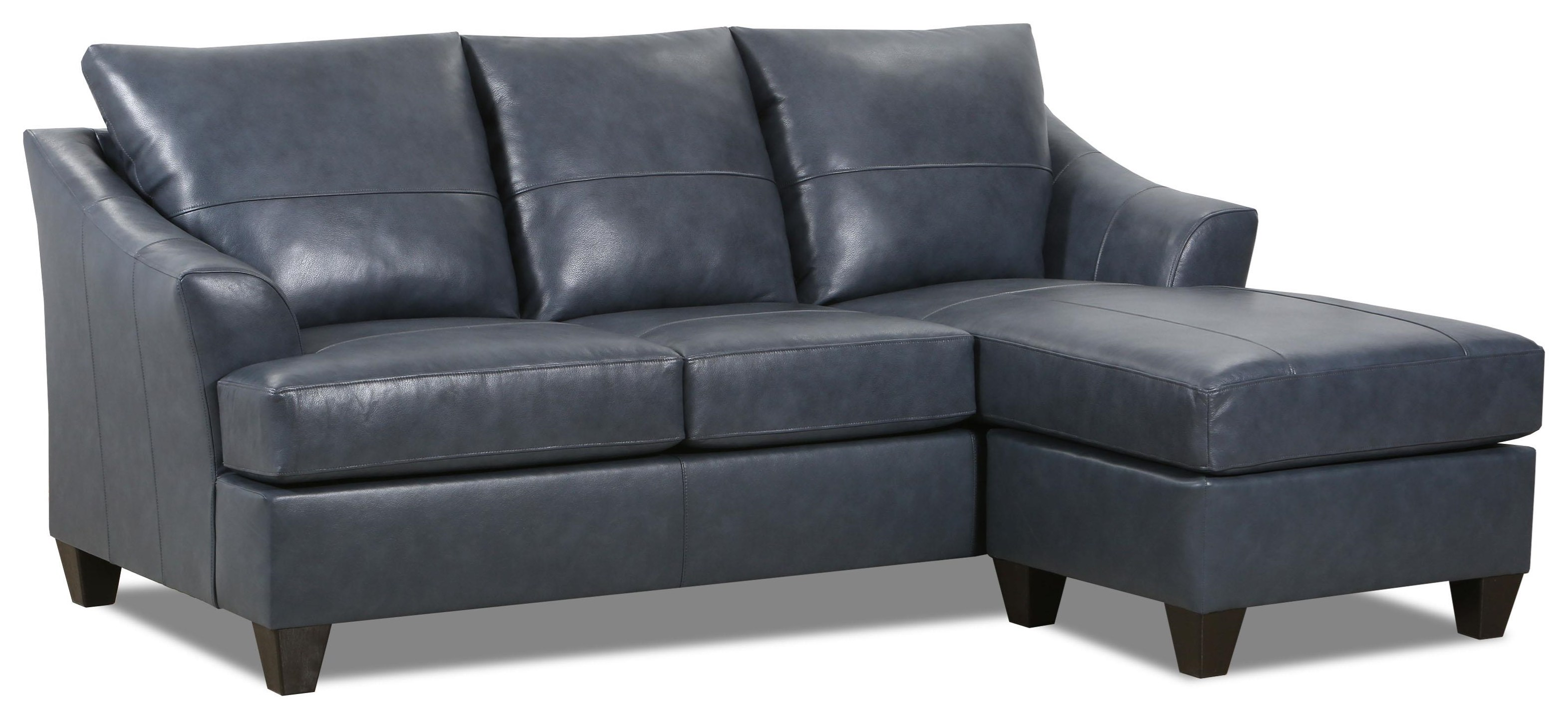 Novaleigh Leather Match Sofa Chaise