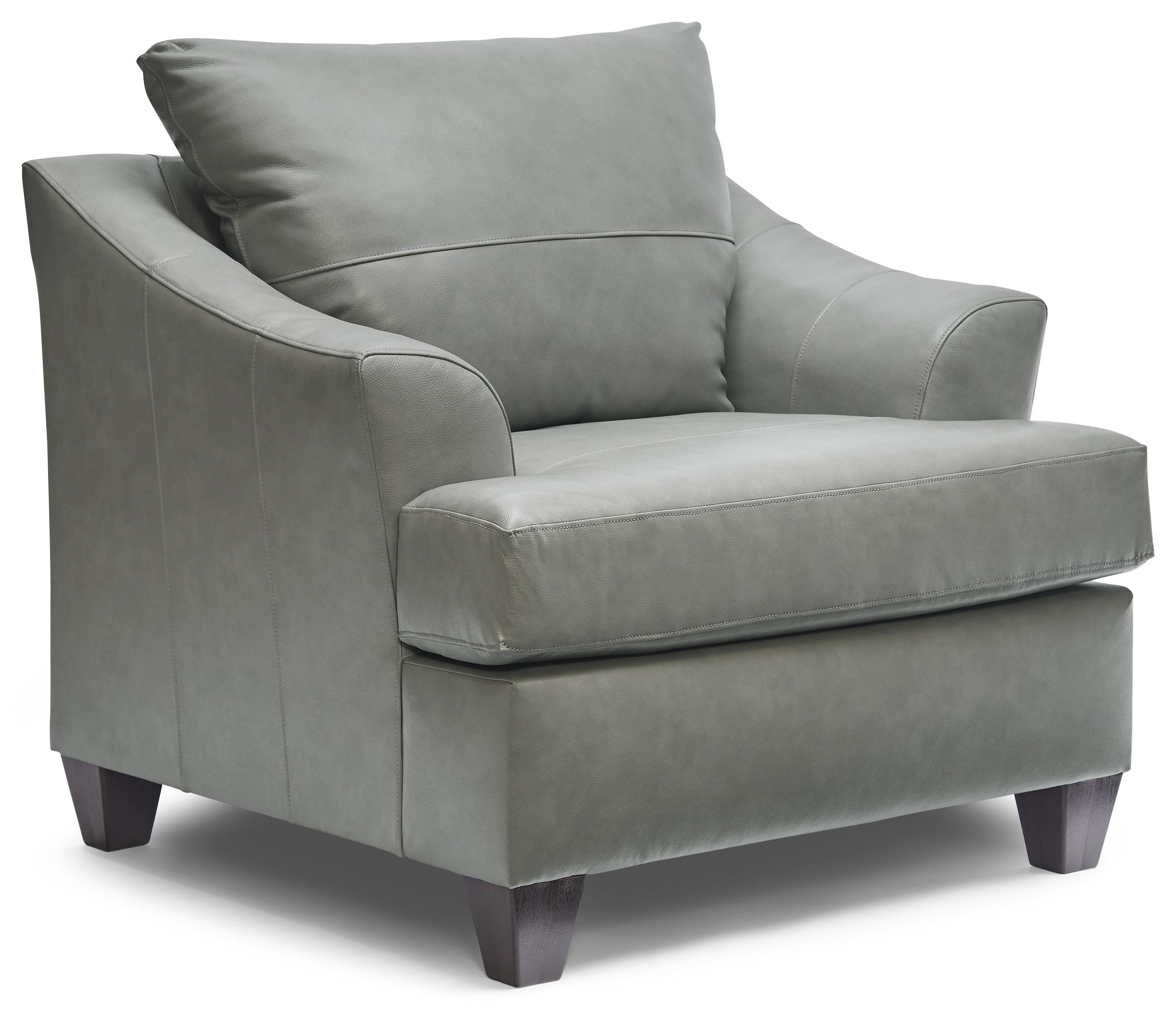 Novaleigh Leather Match Suit Chair