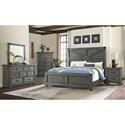 Lane Old Forge King Bedroom Group - Item Number: 1062 K Bedroom Group 1