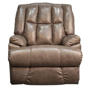 Ramone Leather Match Power Recliner