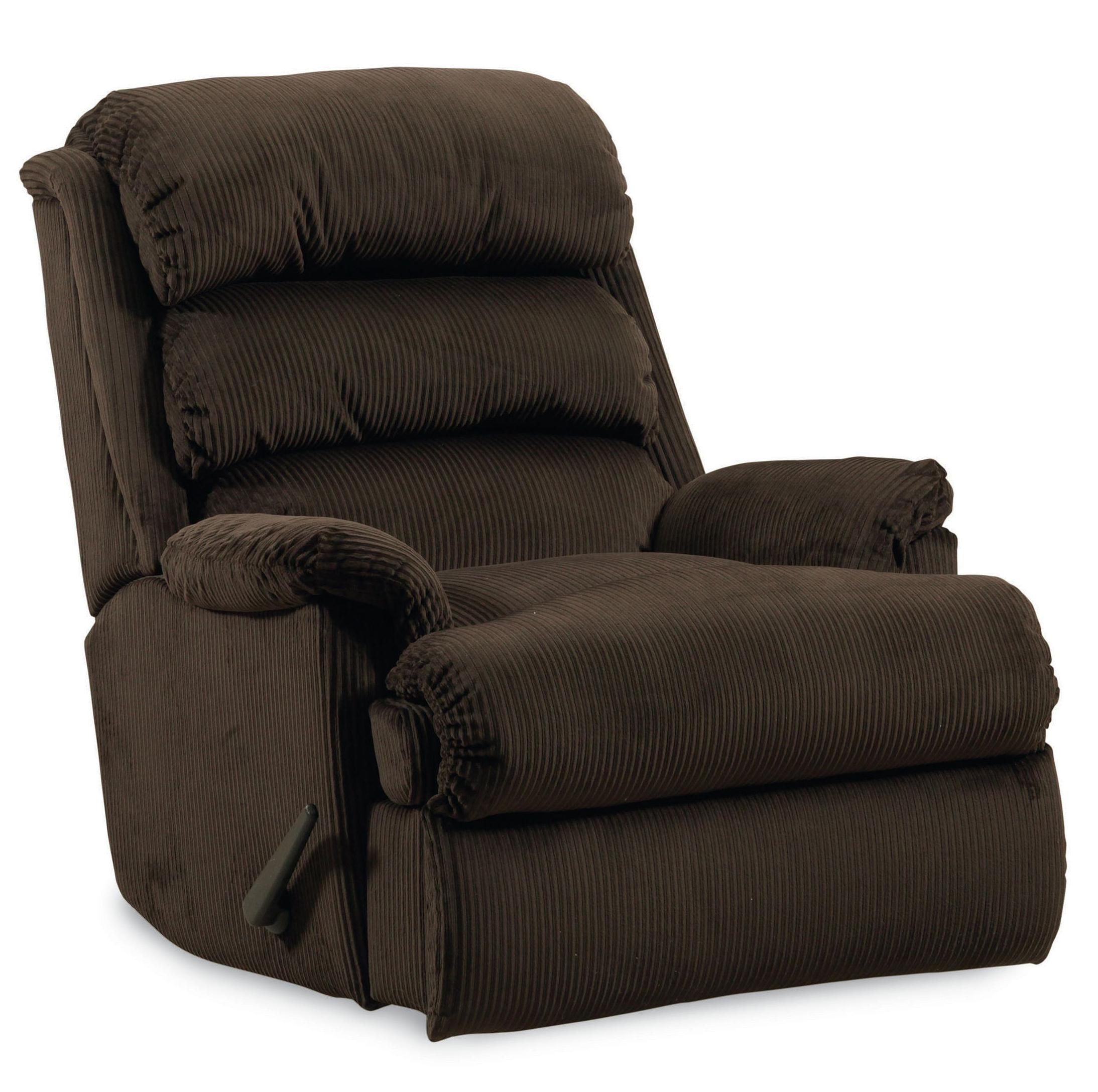 lane revive casual pad over chaise rocker recliner