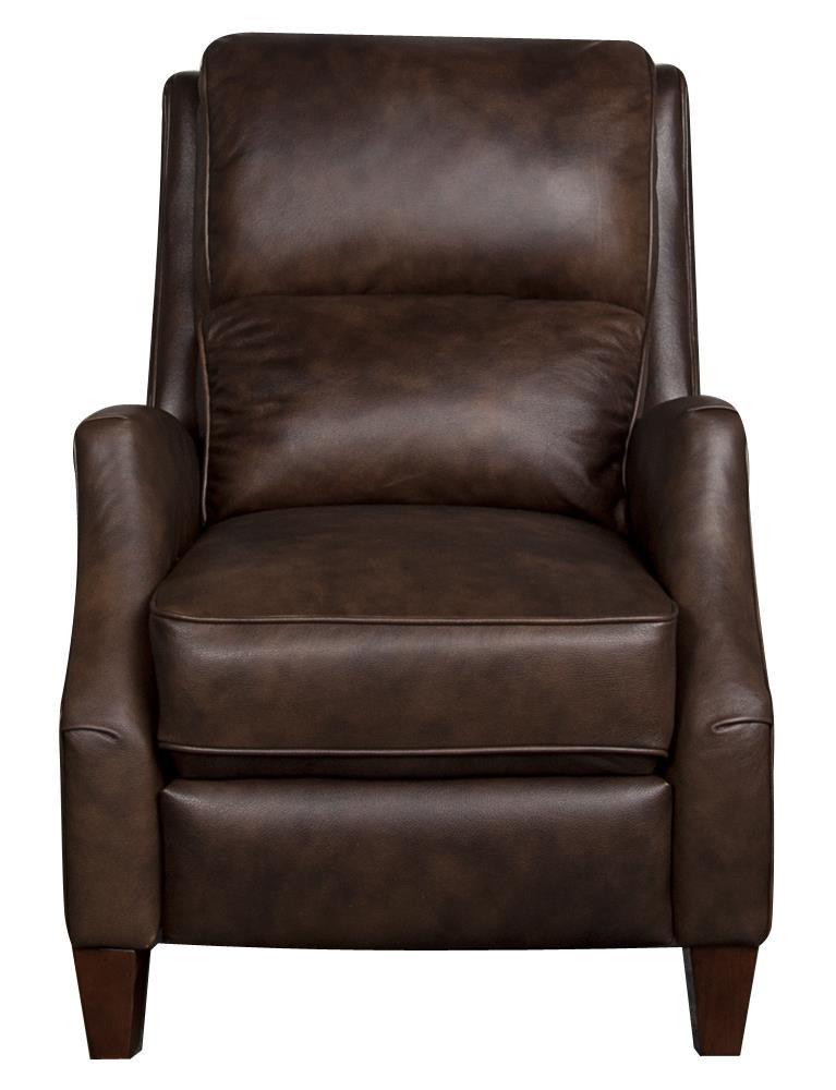 Lane Ryker Ryker High Leg Leather-Match* Recliner - Item Number: 455545147