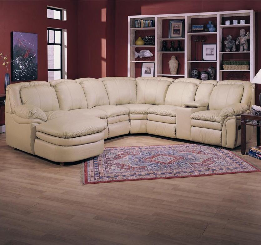 Stallion 5 Piece Reclining Sectional Sofa By Lane