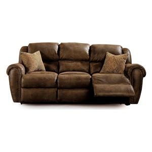 Lane Summerlin Double Reclining Sofa  sc 1 st  Mueller Furniture : double recliner couch - islam-shia.org