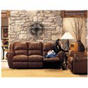 Lane Summerlin Double Reclining Sofa - 214-39L