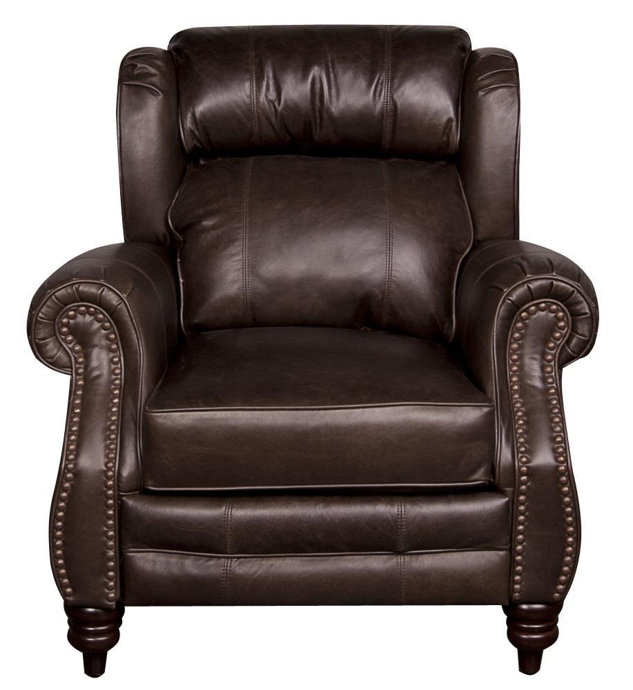 Lane Teagan Teagan Low Leg Leather-Match* Recliner - Item Number: 910509175