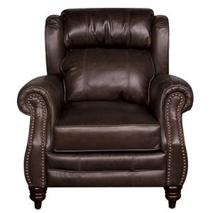 Lane Teagan Teagan Low Leg Leather-Match* Recliner