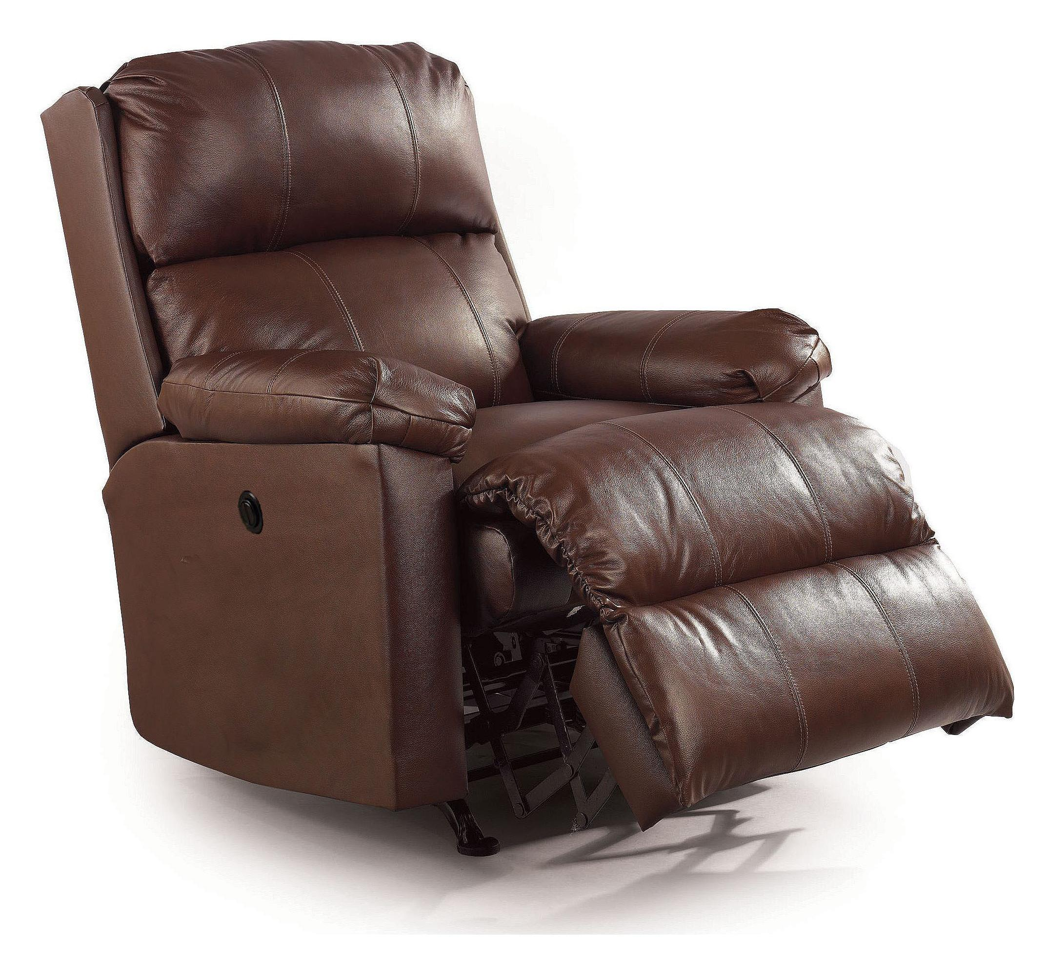 Lane timeless casual pad over chaise rocker recliner for Bulldog pad over chaise rocker recliner