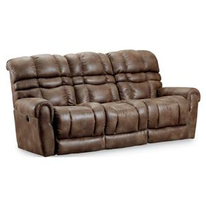 Lane Trenton Casual Power Double Reclining Sofa