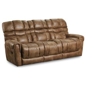 Lane Trenton Casual Double Reclining Sofa