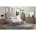 Lane Urban Swag King Bedroom Group - Item Number: 1054 K Bedroom Group 1